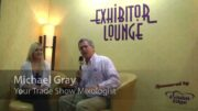 Interview with Monica Plakarski from Grand Valley State University – ExhibitorLive 2015