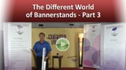 The Different World of Banner Stands – Part 3